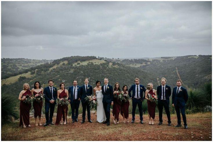 Gidgegannup Farm Wedding Perth