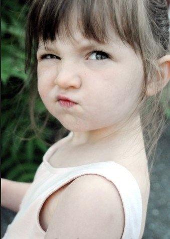 aaaaand facial expression my kids will inherit...