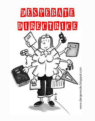http://dangerecole.blogspot.fr/2010/06/burn-out.html Sur le site de L'académie de Poitiers, est mis en ligne un document récapitulant les tâches incombant au directeur au fil des mois. Il...