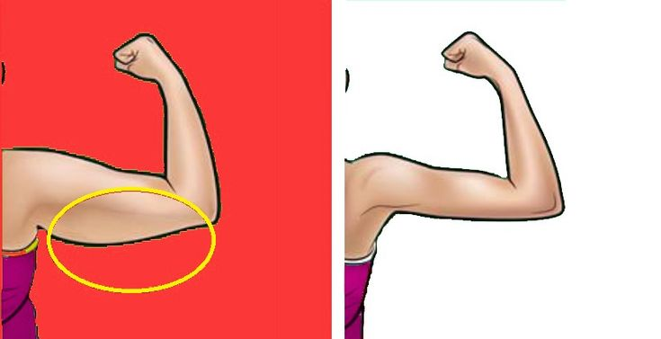 how to get super toned arms