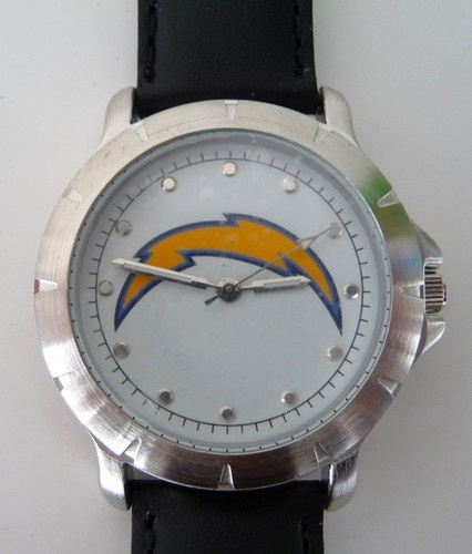 NFL San Diego Chargers Watch Player Series Adult Football Sports New | eBay