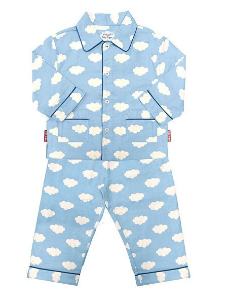 Pjs, Cloud and Cotton on Pinterest