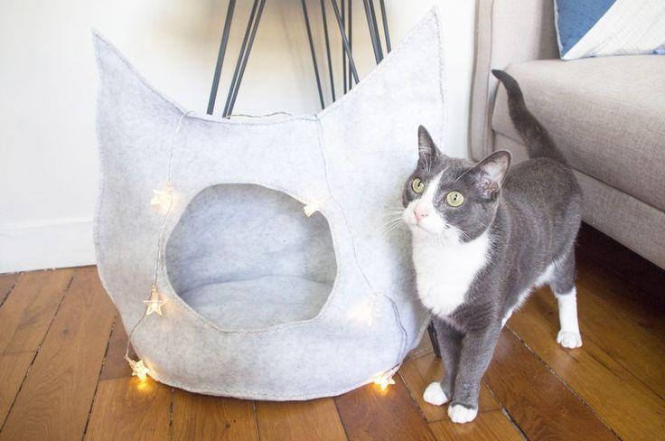 """Résultat de recherche d'images pour """"panier à chat"""""""