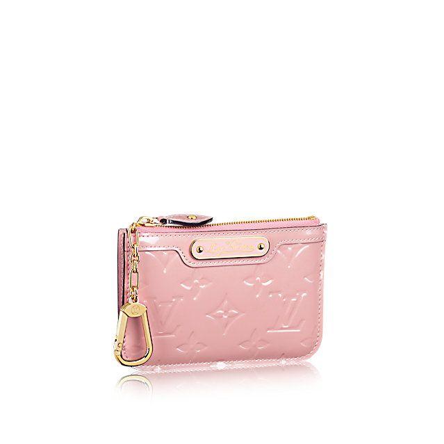 Key Pouch - Monogram Vernis - Small Leather Goods   LOUIS VUITTON
