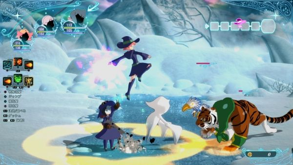 Little Witch Academia: Chamber of Time post-launch update to add online battles and co-op offline co-op - Gematsu