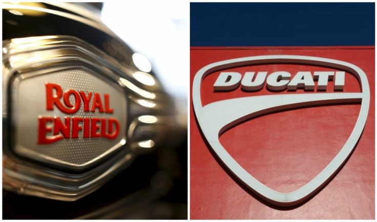 Ducati for sale? Everybody wants to buy Ducati, so is Royal Enfield