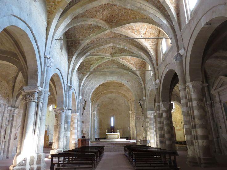Sovana, Tuscany -Il Duomo   #sovana, #tuscany