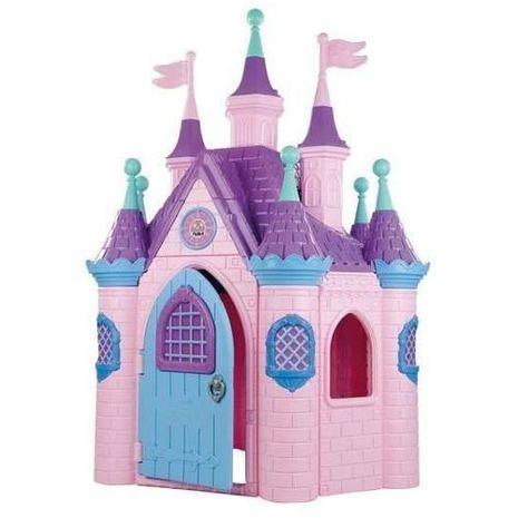 Jucarii de exterior :: Casute si spatii de joaca :: Casute pentru copii :: Castelul Princeselor Feber