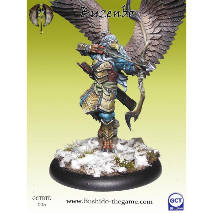 Buzenbo - Tengu Descension - Bushido - Wayland Games