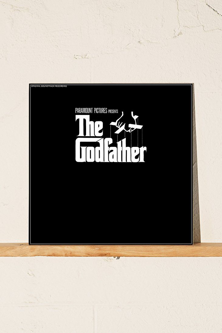 Various Artists - The Godfather Soundtrack LP