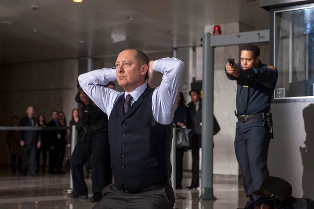 Give It a Chance: The Blacklist, NBC, In Progress on Mondays at 10 p.m. | 8 New Fall TV Shows To Be Excited About, 10 To Give A Chance, And 7 To Avoid