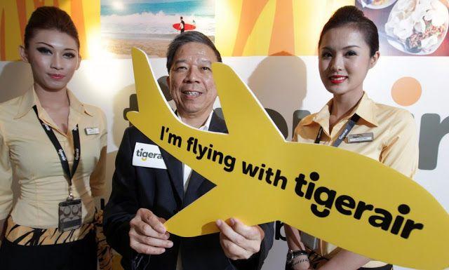 Văn Phòng Tiger Air Tại Hồ Chí Minh