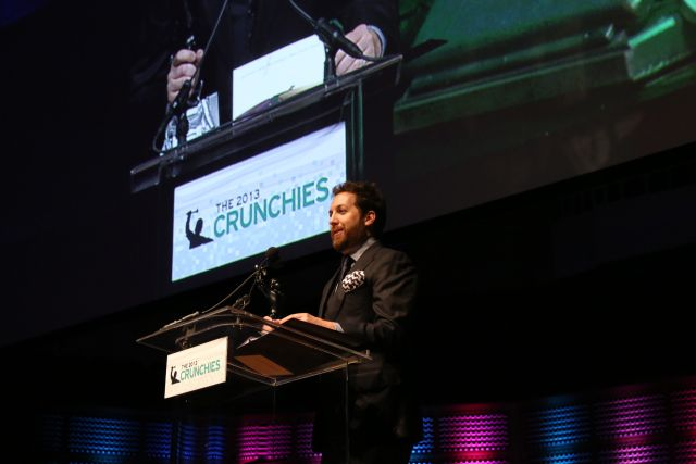 Early Twitter Investor Chris Sacca Wins Crunchie For Angel Of The Year