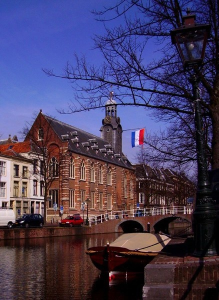 Was accepted to go on exchange to Leiden University Law School...and then I transferred! Maybe someday