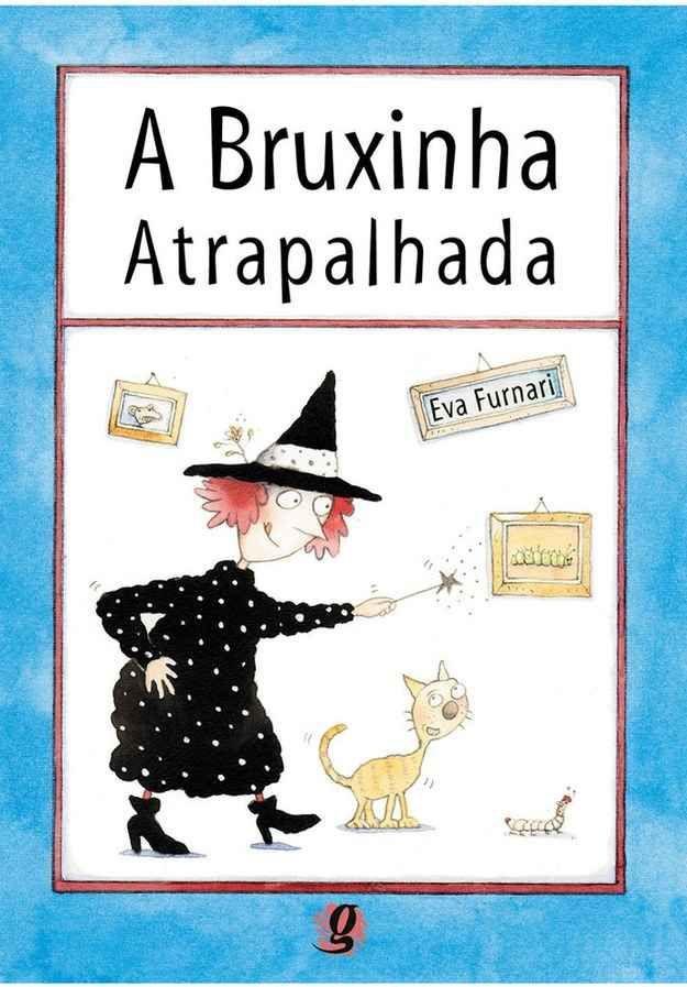 A Bruxinha Atrapalhada, Eva Furnari