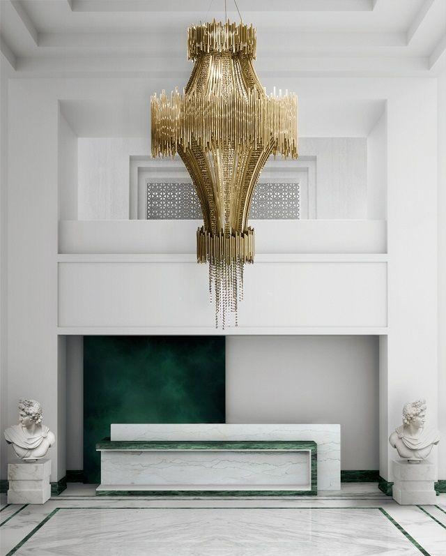 Scala Chandelier by Luxxu   #chandelier #lightingdesign #luxuryhomes  For more inspirations: http://luxxu.net/
