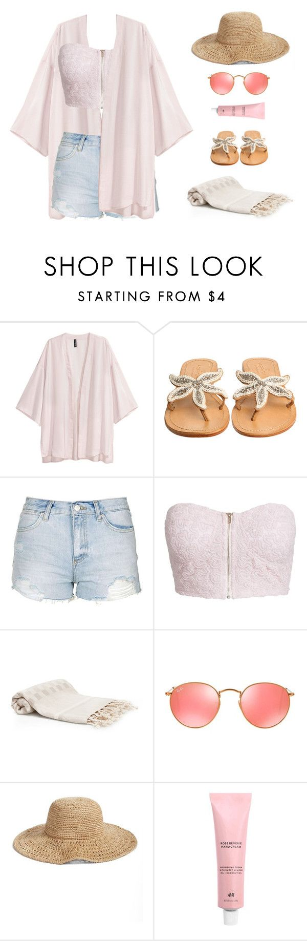 """Untitled #230"" by fikanur4 ❤ liked on Polyvore featuring ASPIGA, Topshop, NLY Trend, Ray-Ban and Nordstrom"