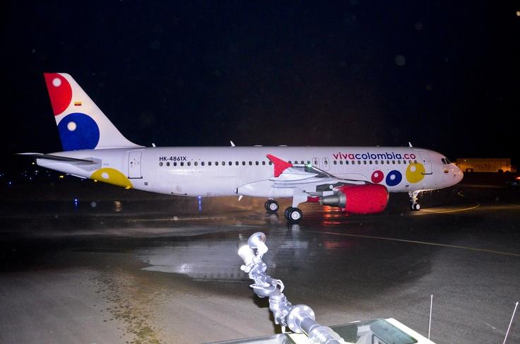 Ahora, esperamos nuestro quinto avión ;) debe llegar en septiembre-octubre de este año