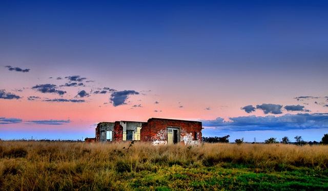 Windsor, NSW  Left to Rot by evangelique, via Flickr