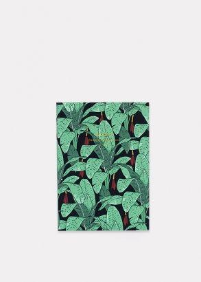 Jungle A6 Notebook