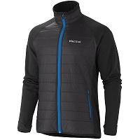 Marmot Variant Jacket on etuosasta topattu miesten kevyt talvitakki. Tiukan leikkauksen ja joustavan stretch-kankaan ansiosta takki soveltuu erinomaisesti viileässä kelissä tapahtuvaan liikuntaan ja urheiluun.
