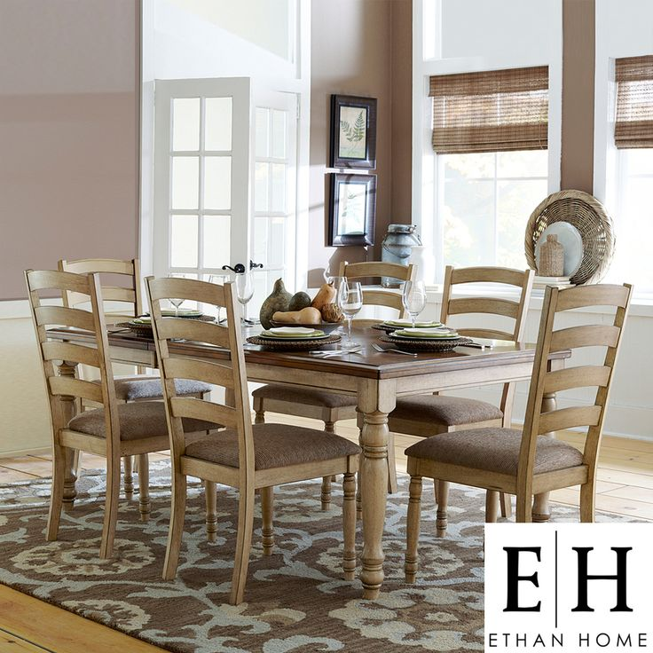 1000 images about dining room table on pinterest dining for 7 piece dining room sets under 1000