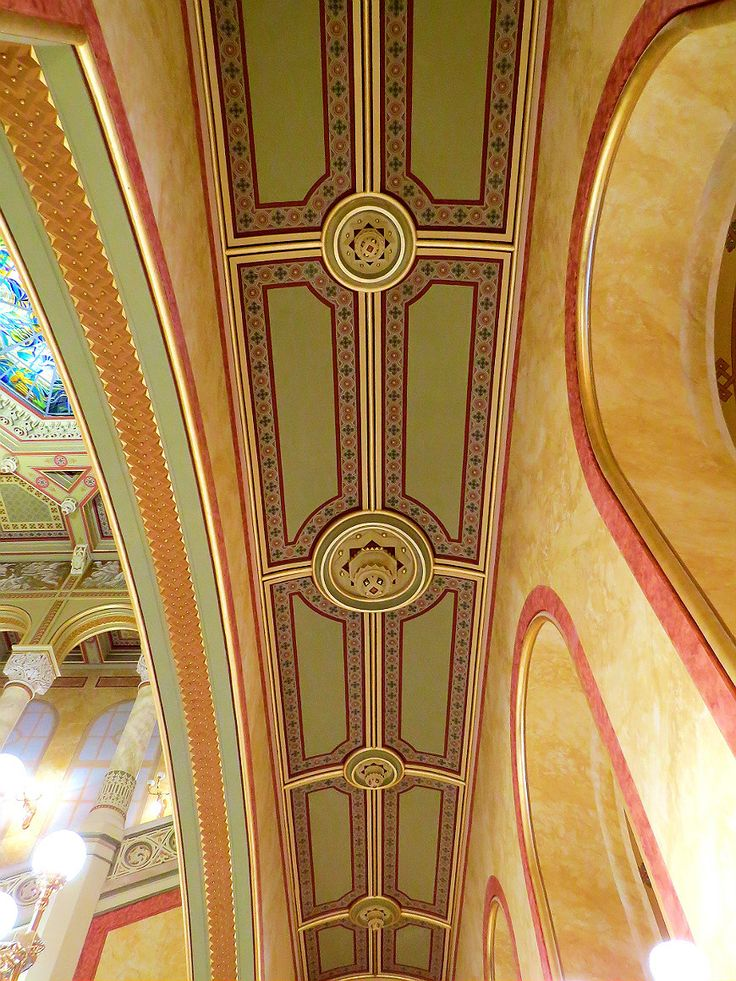 The beautiful Art Nouveau building of the Vigadó is decorated with uniquely pleasing details one can never forget.