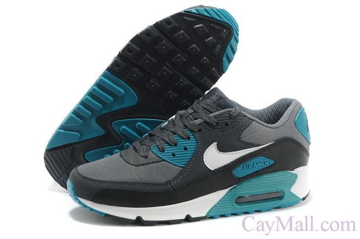 huge discount 64178 e91fd Nike Air Max 90 Womens Strata Grey Atomic Teal Night Stadium