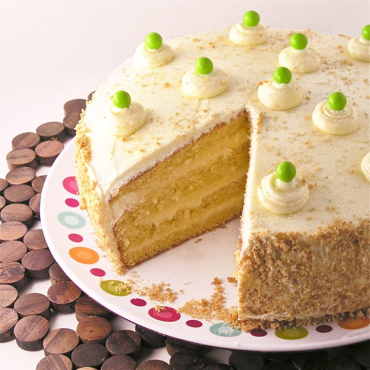 Key Lime Layer Cake | Lime and Other Citrus | Pinterest