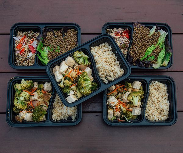 The Lean Vegetarian: High Protein Meatless Meals