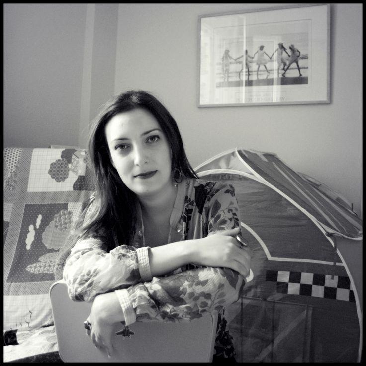 Η καλλιτεχνική διευθύντρια της Ελευσίνας 2021, Κέλλυ Διαπούλη // The artistic director of Eleusis 2021, Kelly Diapouli  #Eleusis2021 #EUphoria #ECoC2021 #Eleusis #Elefsina #Ελευσίνα #curators #ArtisticDirector #KellyDiapouli