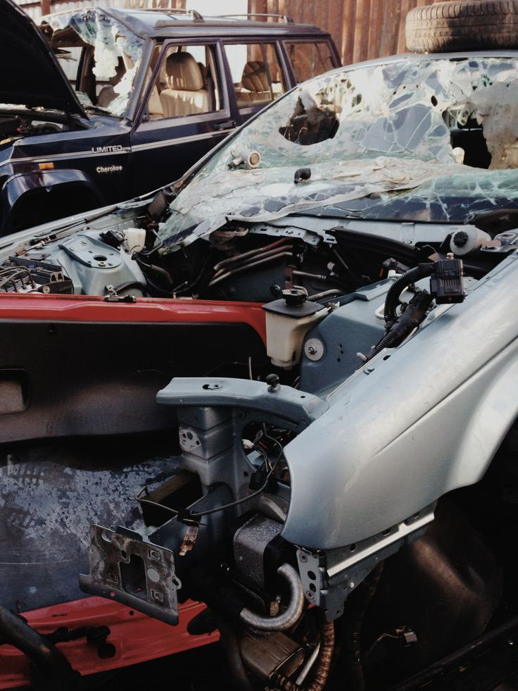 17 best ideas about Scrap. on Pinterest   Cars, Shattered glass and Rust