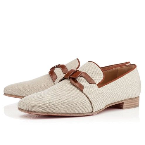Francis Flat Christian Louboutin #WhatAMan! quelhomme.com · Men's LoafersSpring  ShoesBlack ...