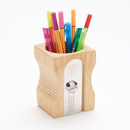 23 best desk tidies images on pinterest desk tidy desks and 20s style - Pencil sharpener desk tidy ...