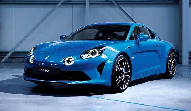 Tältä näyttää Renault'n uusi superauto - Autot - Ilta-Sanomat