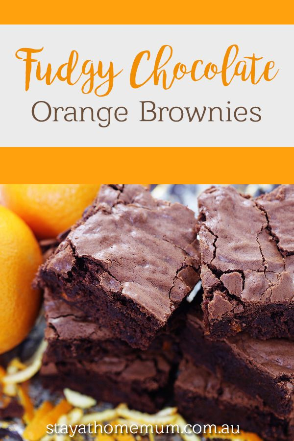 1000+ ideas about Orange Brownies on Pinterest | Chocolate ...