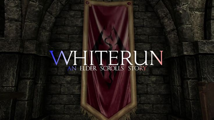 Whiterun Film Trailer #games #Skyrim #elderscrolls #BE3 #gaming #videogames #Concours #NGC