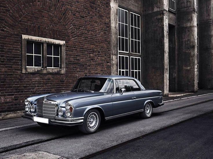 #Mercedes Benz SE Coupé (W111/W112) #MercedesBenzofHuntValley