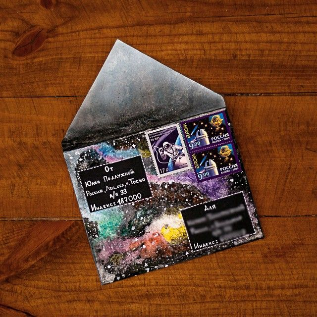 #snailmail #outgoingmail #mailart Любимые марки здесь в самый раз :)