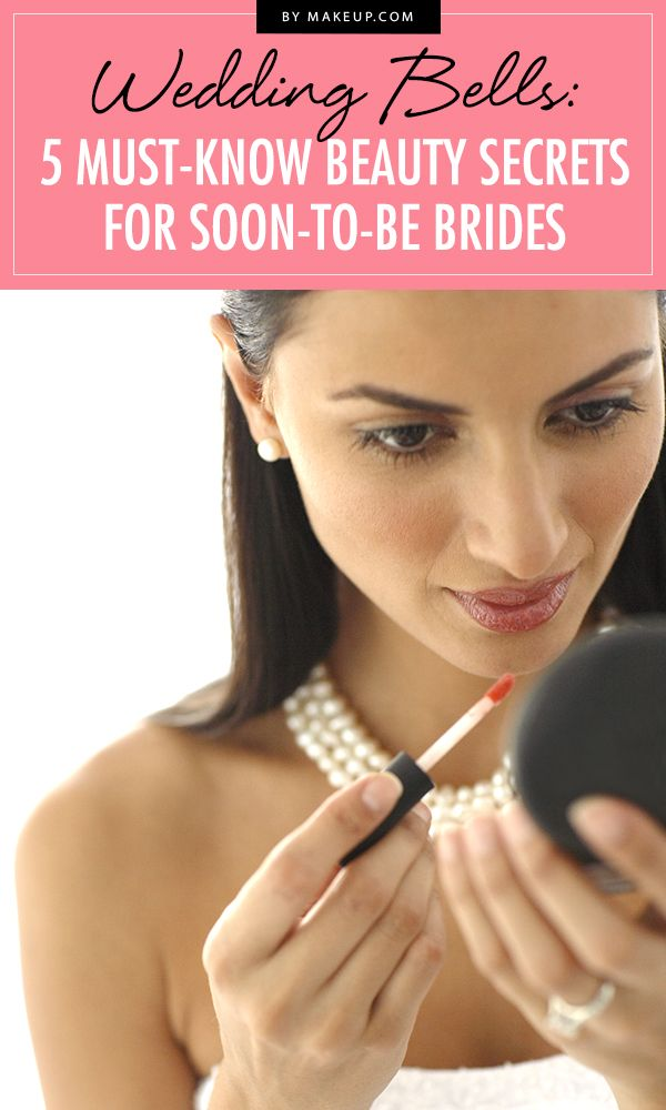 Calling all soon-to-be brides! Are you ready for your wedding day? Here are some beauty tips you MUST know before tying the knot!