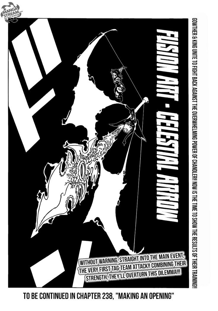 The Seven Deadly Sins 237 - Page 20 - Manga Stream
