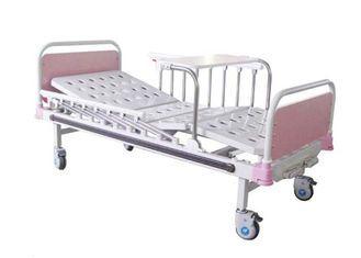 Китай Кровать детей больницы двойного кривошипа, ручная больничная койка для ребенка (ALS-BB007) поставщик