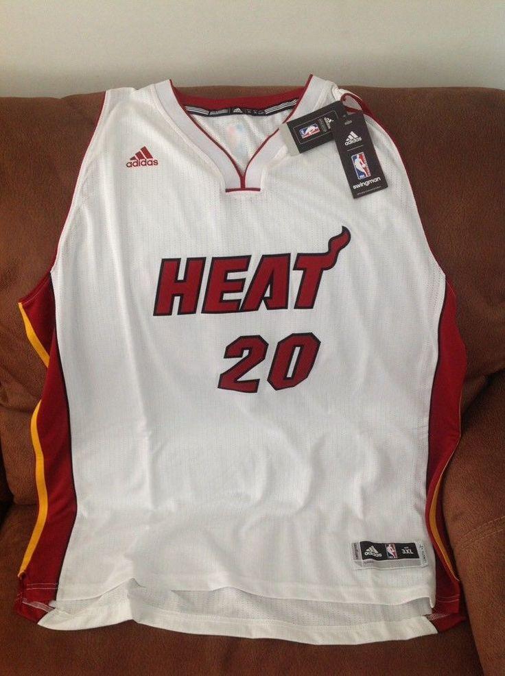 Adidas justise winslow #20 miami heat nba jersey NWT size 3XL Lenght +2 mens | Sports Mem, Cards & Fan Shop, Fan Apparel & Souvenirs, Basketball-NBA | eBay!