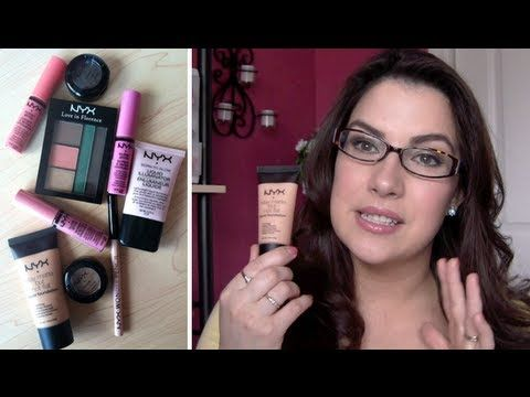 New NYX Reviews: Wonder Pencil, Butter Gloss & More
