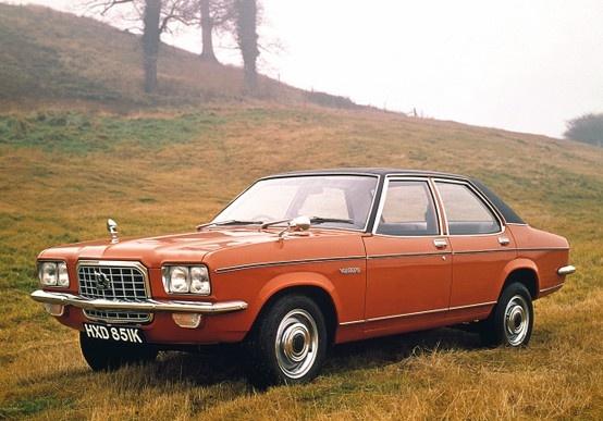 1972 Vauxhall Ventora FE