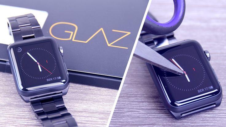 Schutzglas Apple Watch mit Ion-X-Glas - Ist diese Kombination dem Saphirglas ebenbürtig? iphonmajor hat es getestet