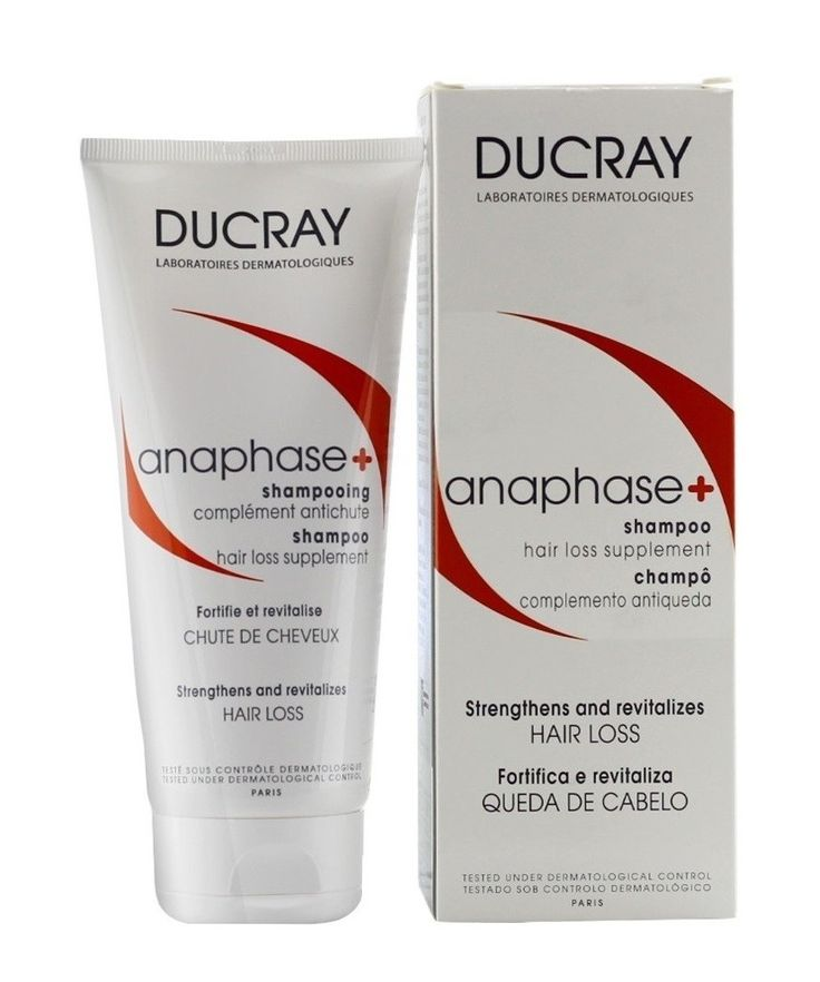 Ducray Anaphase+ Shampoo is ithe perfect supplement for hair loss treatment.