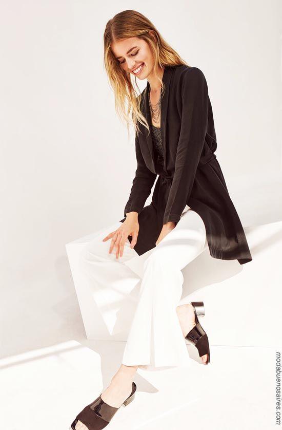 Moda primavera verano 2019 ropa de moda de mujer. 58d70520cfe04