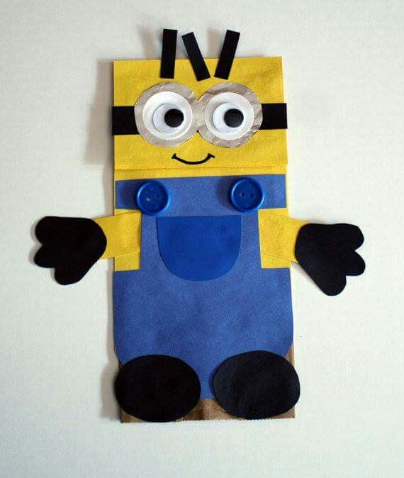 Construction Crafts For Kids