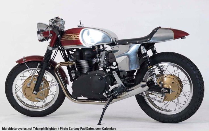 Brighton Triumph. Very nice.